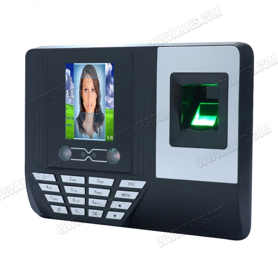 Facial Recognition Employee Time Clock